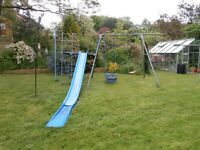 Climbing Frame and Accessories