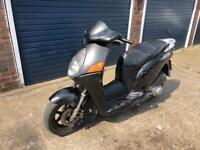 Honda nes 125cc moped scooter vespa piaggio yamaha gilera peugeot