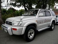 Toyota Surf Hilux 3.0 DIESEL..TOP SPEC SSRG