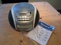 Sony CFD-E90L Radio/CD player