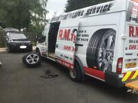 RM Tyres, Eglish - New and Part Worn Tyre Sales
