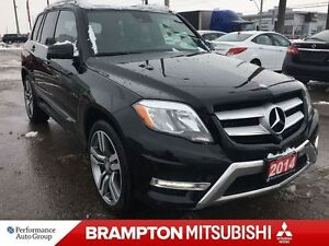 2014 Mercedes-Benz GLK-Class GLK250 BlueTec (DIESEL! ACCIDENT FR