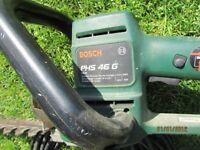 Bosch Hedge Trimmer