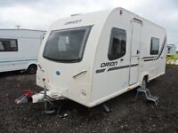 BAILEY ORION 430 - 4 BERTH - FIXED BED - 2011