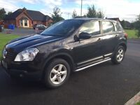 "07 NISSAN QASHQAI 1.5 DCI VISA ""REDUCED"" P/EX WELCOME"