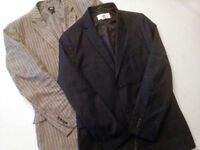 2 H&M casual/smart blazers / jackets