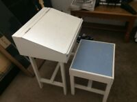 Vintage Children Desk