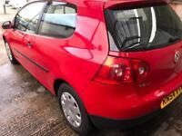 VW GOLF 1.4 PETROL, NEW CLUTCH, LONG MOT, LOVELY CAR