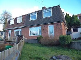 Superb Light, Bright, Spacious and Airy elevated property with views. and private gardens.