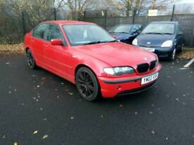 Bmw 3 series diesel Long mot Excellent drives Service history