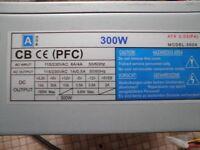 300w desk top power supply