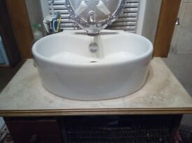 Brand new small sink