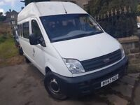 Maxus ldv 3.5t diesel 15 Seater Minibus Good Condition Low Mileage ONLY £2295