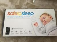 Safe to sleep - sleep and breathing monitor