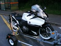 Motorcycle Recovery Breakdown Transportation within the West Midlands.