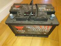 Yuasa Ybx3096 car battery