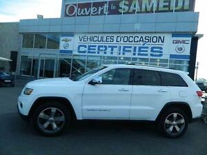 2015 Jeep Grand Cherokee TOIT PANORAMIQUE + NAVIGATION + SIEGES