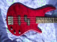 Ibanez GSR190 Soundgear Bass Guitar