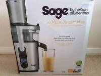 Sage by heston blumenthal nutri-juicer plus
