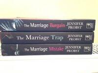 A marriage bargain,Billionaires series