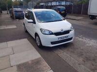 Skoda Citigo 2014, 1.0 MPI SE Hatchback 5dr Petrol Manual £2995