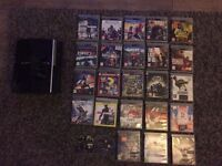 Ps 3 with 27 games