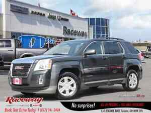 2014 GMC Terrain ***SLT***ONE OWNER TRADE***ONLY 64000KMS***