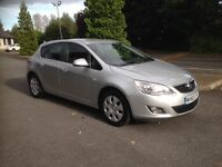 2010 VAUXHALL ASTRA NEW MODEL CHEAP FOR QUICK SALE £3200 IMMACULATE CONDITION