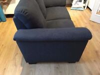 2 Seater Dark Grey IKEA Sofa for sale!