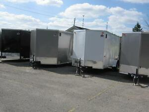 ENCLOSED UTILITY TRAILERS STARTING AT $1,895 Oakville / Halton Region Toronto (GTA) image 1