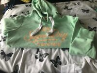 Ladies small super dry hoodie