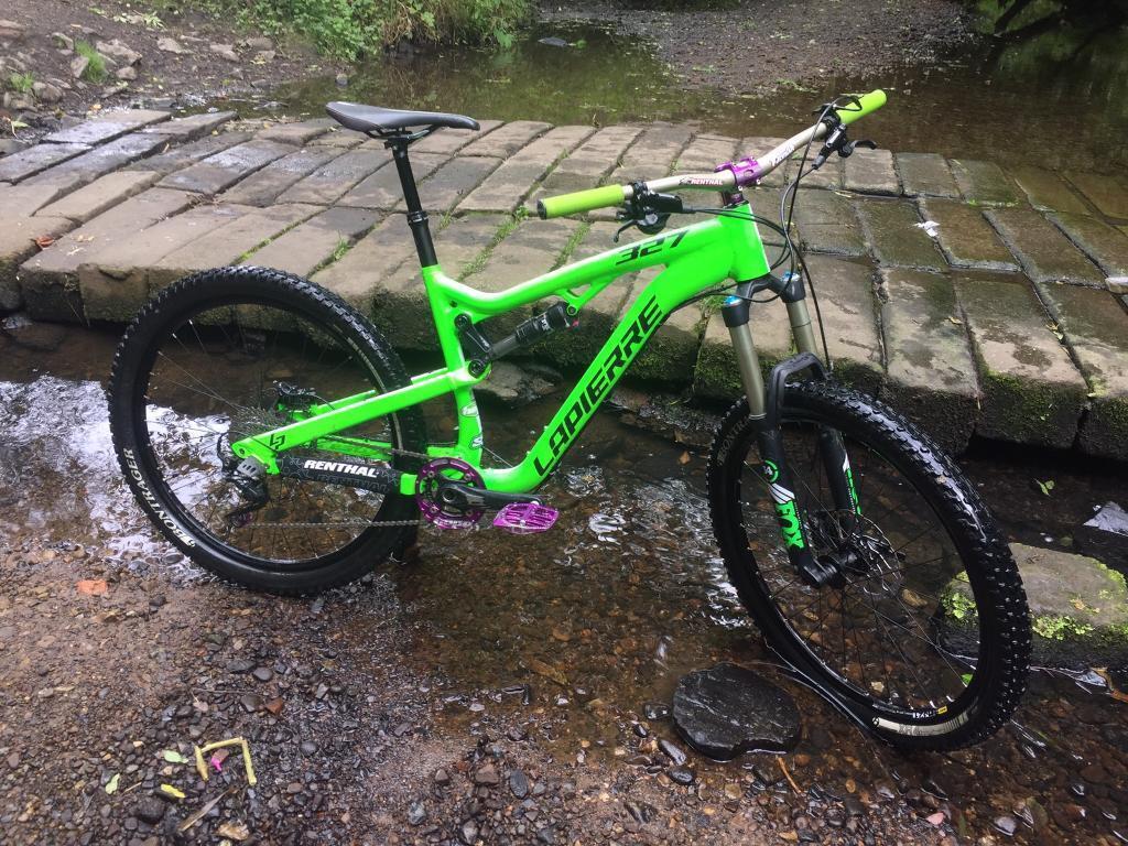 2016 lapierre zesty Am 327 Mountain Bike