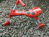 Red Scuttlebug