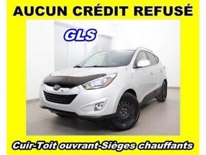 2014 Hyundai Tucson GLS TOIT OUVRANT SIÈGES CHAUFFANTS *CUIR*