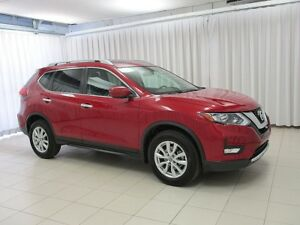 2017 Nissan Rogue SV AWD with Sunroof!