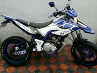 yamaha wr125x 2014 only 2 owners £2700 ono