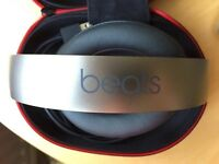 BEATS Studio 2.0 Wireless Bluetooth (Buy 4 Month Ago,As New) Noise-Cancelling Headphones - Titanium