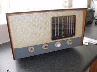 Vintage Pye Radio Model 445U