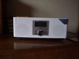 Sharp digital radio
