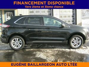 2015 Ford Edge SEL AWD  Cuir Toit panoramique gps