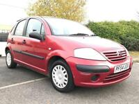 **XMAS SALE!!*2004 CITROEN C3 1.4 DESIRE *5 DR *MANUAL *LOW MILEAGE *LONG MOT *IDEAL 1ST CAR *P/X