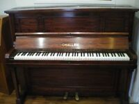 Challen Upright Piano----------------------Free Delivery