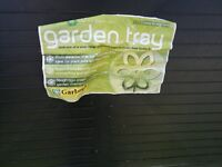 GARDEN TRAY SIZE APPROX 47 X 47 INCHES