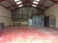 BIG INDUSTRIAL UNIT TO RENT LET ATHERTON, MANCHESTER - 2200SQ FT - SPRAYBOOTH + RAMP BEEN SOLD