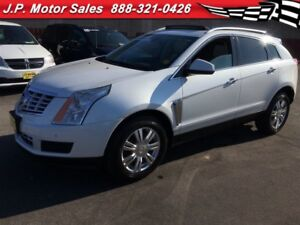 2014 Cadillac SRX Luxury, Automatic, Navigation, Leather, Sunroo