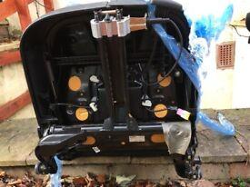 VW Golf Mk4 '00 3door cloth seats