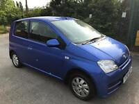 2006 DAIHATSU CHARADE 1.0s IDEAL FIRST CAR WITH FULL MOT
