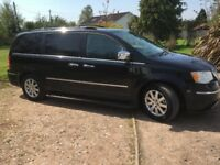 Grand Chrysler Voyager Stow 'n' go 2009 2.8 LTD CRD AUTO