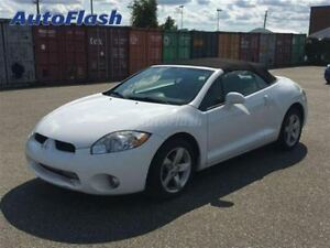 2008 Mitsubishi ECLIPSE SPYDER GS Spyder Convertible * Clean! *