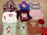 Girls clothes bundle for age 3-4yrs (toys free)